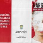 Campanha de Conscientização do uso do Narguilé
