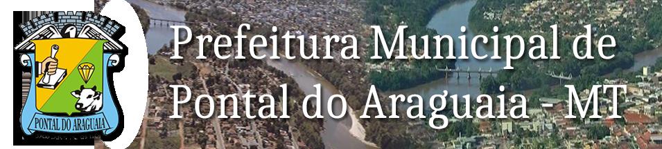 Prefeitura Municipal de Pontal Do Araguaia – MT